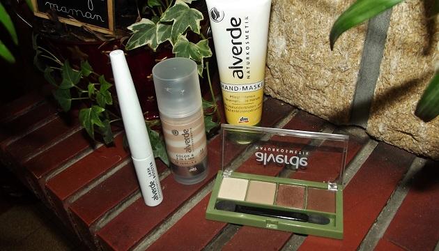 Maquillage nude (et bio) avec Alverde