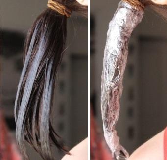 Lhuile pour le corps et le cheveu ajzenberg