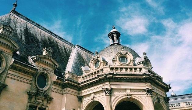 Domaine de Chantilly château jardins et vieilles
