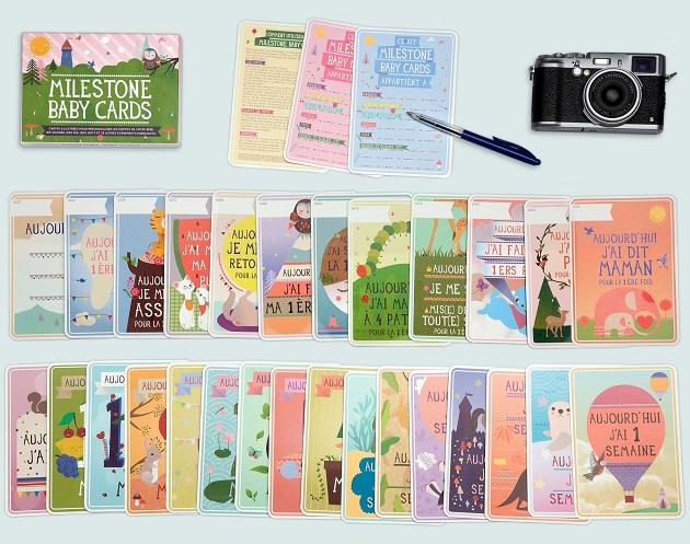 cartes à photographier
