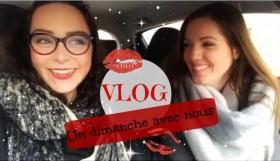 Vlog - un dimanche avec nous