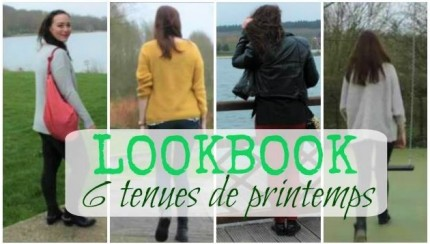 lookbook printemps