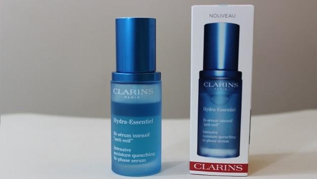 bi serum anti soif clarins - UNE