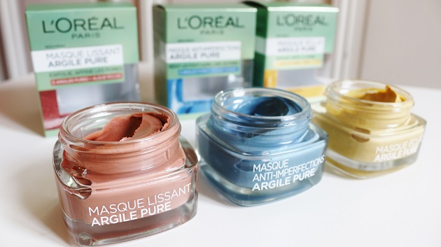 masque anti imperfection l'oreal