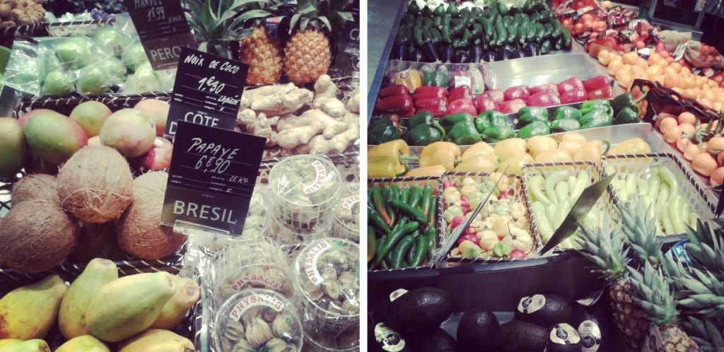 fruits et legumes match