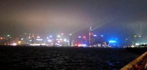 light show hongkong