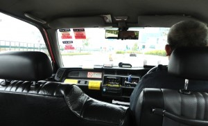 taxi hongkong