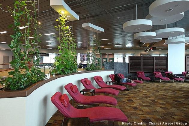 aéroport banquette