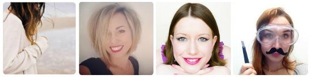 les blogueuses et le makeup - V4