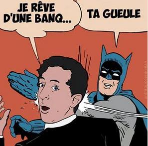 je rêve d'une banque