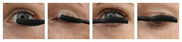 Application mascara Avène