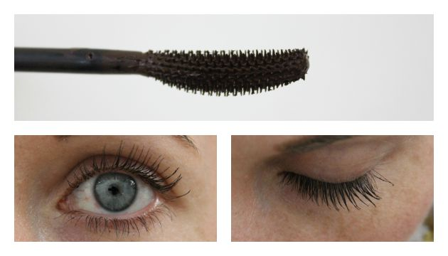 mascara Avène marron