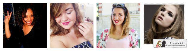 les blogueuses et le makeup v5