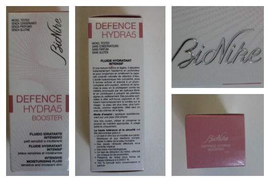 defence hydra5 booster bionike