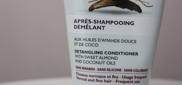 Aprés-shampooing démélant Nuxe Bio beauté 2