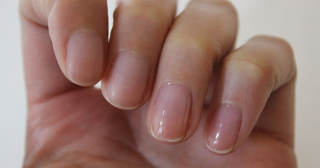 routine ongles blanchisseur Herome