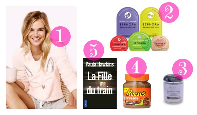 selection cocooning Amandine