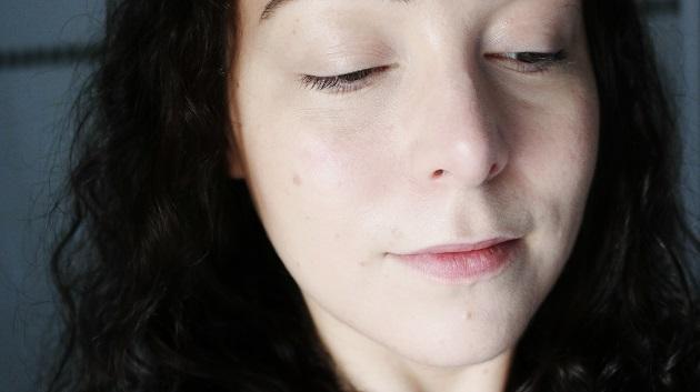 peau maquillée