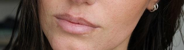 tatto lips DIOR - lèvres nues