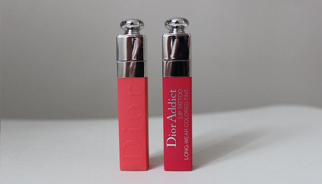 tattoo lips Dior 2