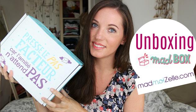 unboxing madbox