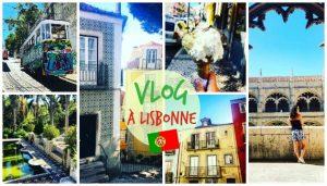 Le voyage à Lisbonne