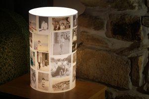 La colonne de lumière Peli-Melo