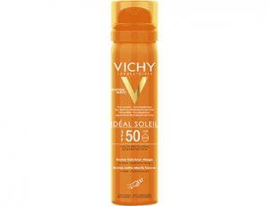 Brume fraîcheur visage SPF50, Vichy