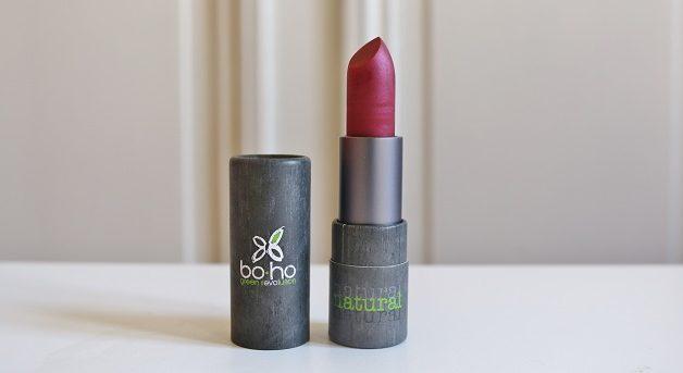 Rouge à lèvres nacré, Boho Green