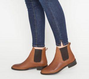 Chelsea Boots camel - Eram