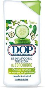 Shampoing concombre - DOP