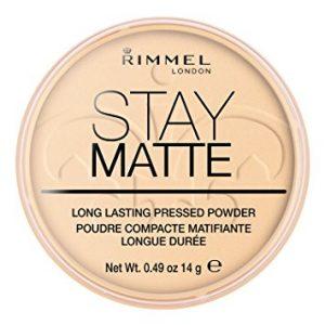 stay matte - Rimmel