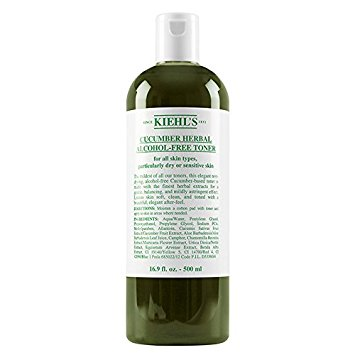 Lotion Cucumber Herbal Alcohol Free, Khiel