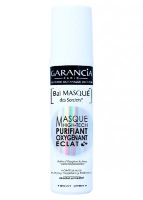 Masque high tech purifiant oxygénant éclat, Garancia