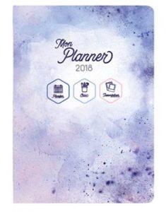 Planner Histoire d'écrire