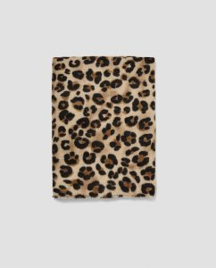 Écharpe imprimé léopard, LolaLiza