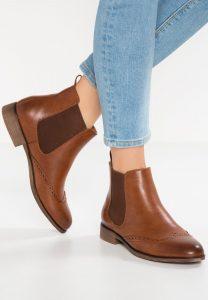 Chelsea boots camel, Anna Field via Zalendo