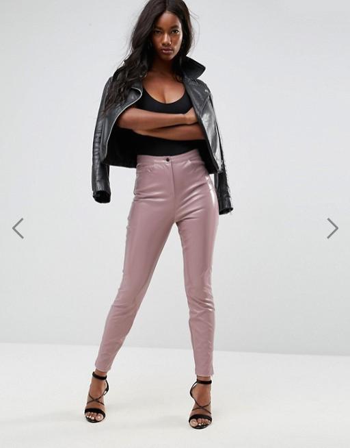 Pantalon effet vinyle, LolaLiza