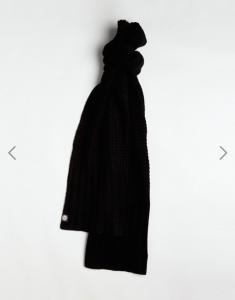 Snood noir, H&M