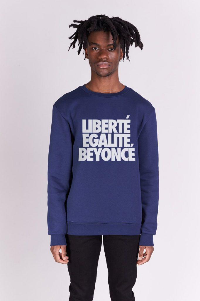 Sweat Liberté Egalité Beyonce, RAD