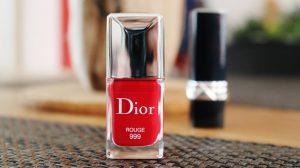 Vernis n°999, Dior