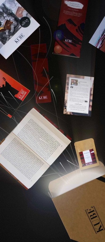 la box de lecture kube
