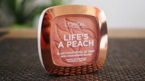 Life is a Peach, L'Oréal