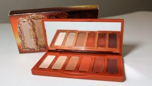 Naked Petite Heat, Urban Decay