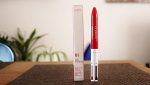 Stylo 4 couleurs, Clarins