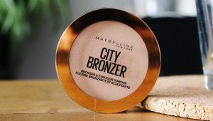 City Bronzer, Maybelline