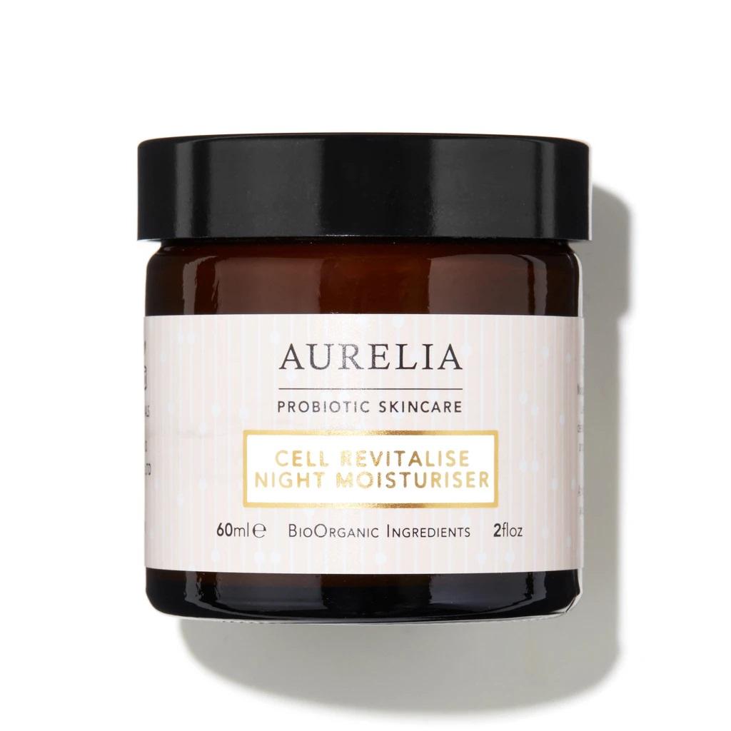 Crème de nuit, Aurelia Probiotic