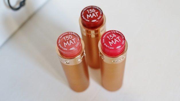 Grand Rouge Mat, Yves Rocher