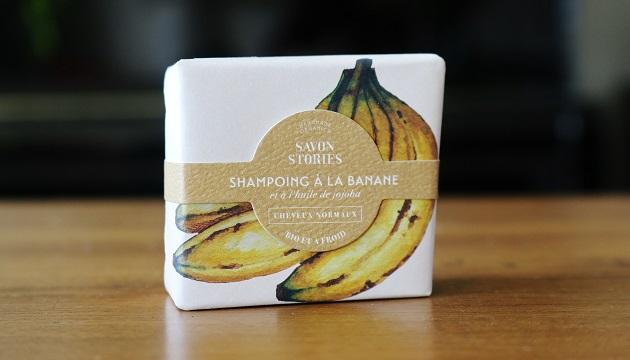 Shampoing solide, Savon Stories